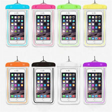 Mobile Phone Waterproof Dry Case Bag Pouch for iPhone 6 Samsung HTC SAME DAY UK