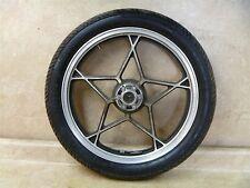 Suzuki 750 GS GS750-E  GS 750 E Used Front Wheel Rim 1980 Vintage #SB18 SW62
