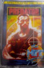 Predator Spectrum ZX 48k/128k (Tape) (Game, Verpackung, Manual)