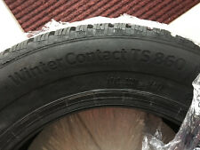 CONTINENTAL WinterContact TS 860 195/65 r15 91t M + S