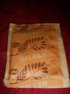 DDR Lebensmittel : Gewürze -Nelken ganz  OVP -Konsum-NAKA-VEB Kombinat