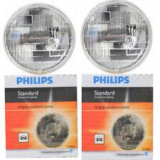 Philips Low Beam Headlight Light Bulb for Lincoln Premier Mark III fa
