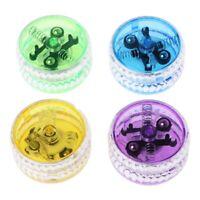 1pc Light Up Yoyo Trick Yo Yo Clutch Mechanism Child Toy FAST L4B1 Ball Spe H6U1