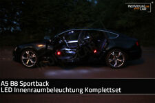 LED Innenraumbeleuchtung SET für Audi A5 B8 Sportback - Cool-White
