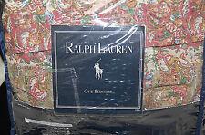 Ralph Lauren Hearthside Floral Twin Ruffled Bedskirt Original Packaging S7385