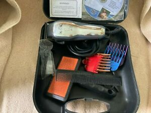 Wahl Clipper Pet-Pro Dog Grooming Kit - Booklet and DVD