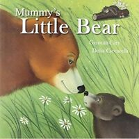 Square Paperback Book - Mummy's Little Bear (Square Paperback Stories)-ExLibrary