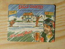 Beermat Coaster Charles Wells Eagle country Downhill championships BM486