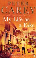 My Life as a Fake Peter Carey Very Good Book