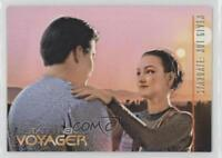1995 SkyBox Star Trek: Voyager Season One Series 1 #38 Prime Factors Card 1h2