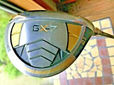 Right Hand GX-7 7 Wood 21 Degree R Flex