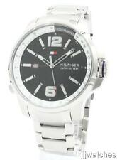 New Tommy Hilfiger Brandon Tachymeter Rotating Reflector Men Watch 1791222 $145