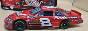 Dale Earnhardt Jr. #8 Budweiser 2007 Monte Carlo SS 1/18th Action Drivers Select