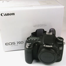 Canon EOS 70 D 20.02 MP DSLR solo chassis (fn014242)