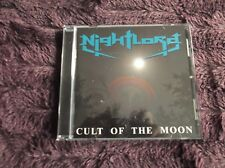 NIGHTLORD Cult of the Moon US METAL PLUS LIVE TRACKS