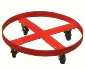 W&J STEEL MADE DRUM DOLLY - NEW VAT Incl.