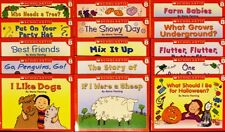 NEW 15 BOOK LOT Guided Reading Level B Homeschool Phonics, Reading, Kindergarten