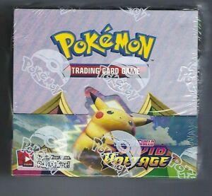 Pokemon TCG Sword & Shield Vivid Voltage Booster Box 36 packs