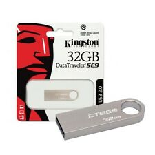 32GB Kingston Pen Drive DataTraveler SE9 Metal Design, 100% Original Product