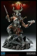 Sideshow Diablo III Exclusive Overthrown Diorama Barbarian #82/400 Blizzard NIB!