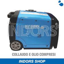 Gruppi elettrogeni e generatori per la casa ebay for Generatore di corrente hyundai hy 3000 3 kw