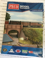 Peco CAT-4 PECO Model Railway Catalogue