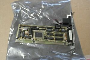 UMC 82C862F ISA IDE Multi I/O Card FDD HDD SERIAL paralell controller adapter