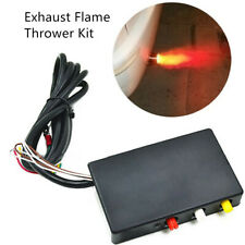 Car Auto Aircraft Exhaust Flame Thrower Kit For More Than 5cm Diameter Tail Pipe