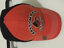 VINTAGE Baltimore ORIOLES MLB Hat cap rare COOPERSTOWN COLLECTION SIZE M/L