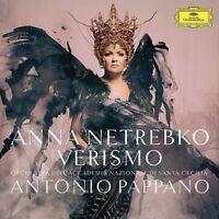 ANNA NETREBKO - VERISMO (LIMITED DELUXE EDITION )   CD+DVD NEW+ PUCCINI/CATALANI