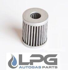 3x lpg GPL autogas Lovato respiraderos gasfiltereinsatz con red