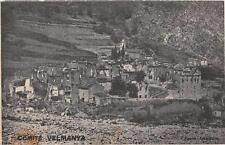 CPA 66 COMITE VELMANYA (cpa rare!  village détruit et reconstruit