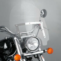 PUIG SCREEN CUSTOM HIGHWAY HONDA VT1100 ACE C3 SHADOW AERO 98-01 CLEAR