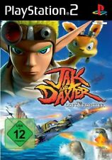 PS2/Sony Playstation 2 game-Jak and Daxter: the Lost Frontier with OVP