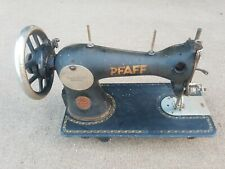 Macchina per cucire vintage Pfaff ghisa