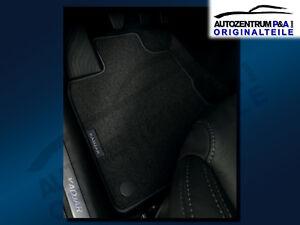 Original Fußmatten Renault Kadjar Satz für vorne und hinten Confort 8201569389