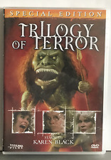 Trilogy of Terror - Special Edition - All Region - DVD (VG Condition)