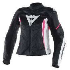 Blousons en cuir pour motocyclette Femme, Taille 46