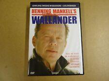 6-DISC DVD BOX / WALLANDER - 6 AFLEVERINGEN ( HENNING MANKELL )