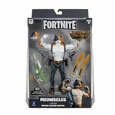 Fortnite Legendary Series Brawlers Meowscles Action Figure 7in