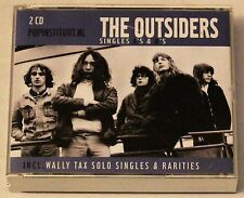 The Outsiders / Wally Tax ‎– Single's A's & B's Inc. - 2X CD Comp