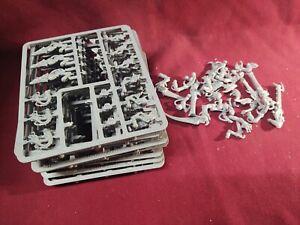 Warhammer 40k Tyranids 3rd Ed bits lot termagant devourers and warrior bits
