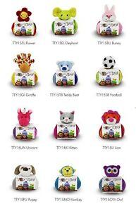 DMC Top This Hat Knitting Kit - Choice of design, Kitten, Football, Rabbit etc