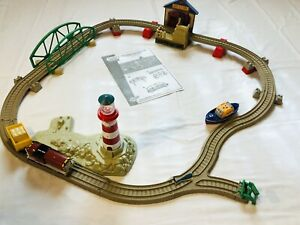 Captain And Salty's Sea Rescue Motorized Trackmaster Thomas & Friends Train Set