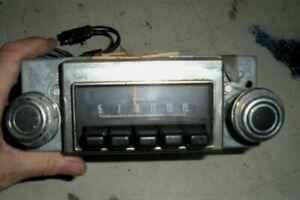 OEM 1970 Ford Mustang Torino Ranchero Maverick Mercury Cougar Philco AM Radio 2