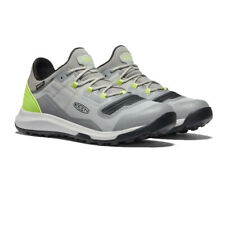 Keen Womens Tempo Flex Waterproof Walking Shoes Grey Sports Outdoors Breathable