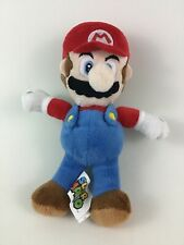 """Super Mario Bros Classic Mario Mini 8"""" Plush Stuffed Toy Nintendo 2016"""