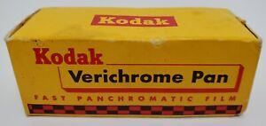 Vintage Kodak Verichrome Pan VP 120 Fast Panchromatic Film Expired Sealed NOS