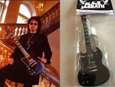 Tony Iommy Black Guitar keychain memorabilia