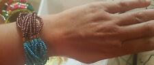NEXT Multicoloured Elasticated Stretch Bracelet Bangle